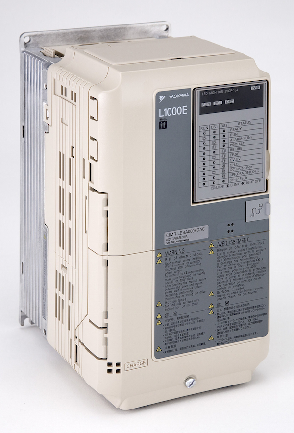 Variador de Frecuencia L1000E, Variadores Chile, ascensores, Yaskawa, Drive, Inversor