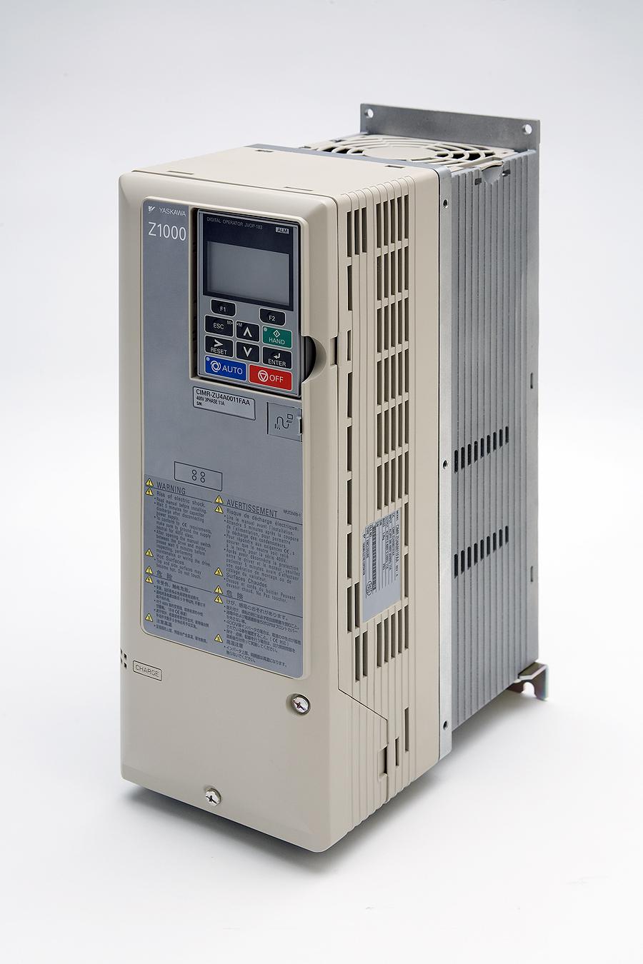 Variador de Frecuencia Z1000, Variadores Chile, HVAC, Yaskawa, Drive, Inversor, ventilacion, calefaccion, aire acondicionado